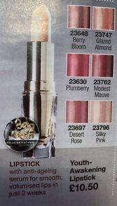 Avon Anew Youth Awakening Lipstick In Glazed Almond
