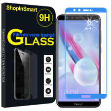 """Safety Glass for Huawei Honor 9 Lite 5.65 """" Genuine Screen Protector Light Blue"""