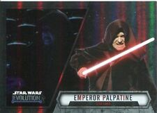 Star Wars Evolution 2016 Base Card #49 Emperor Palpatine - Sith Lord