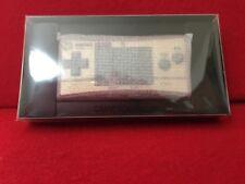 NEW Nintendo Game Boy Micro Face Plate [Famicom II Con Ver] RARE F/S Japan