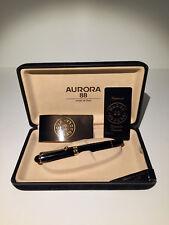 penna stilografica Aurora 88 con pennino oro massiccio 14kt