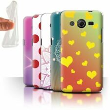 Silicone/Gel/Rubber Mobile Phone Cases, Covers & Skins for Samsung Galaxy Core