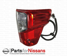 Genuine Nissan 2016-2018 Titan XD Right RH Passenger Tail Light Lamp NEW OEM