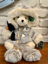 "Bearington Bears ""Iggy & Lou"" 14"" Plush Bear- #1349- New- 2003-Retired"