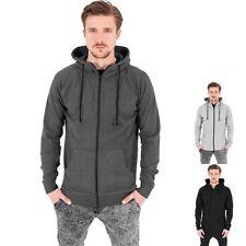 Sweatjacke Langarm Herren-Kapuzenpullover & -Sweats aus Baumwolle