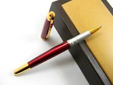 JINHAO red new golden Trim metal Rollerball Pens