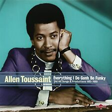 Allen Toussaint - Everything I Do Is Gonh Be Funky [New Vinyl]