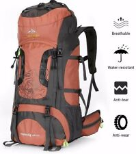 Trekking Rucksack Hiking Backpack 70L Outdoor Travel Mountaineering Waterproof