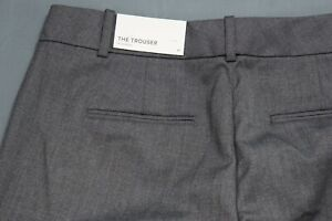Ann Taylor 'The Trouser' Career Dress Pants in Classic. Women's 4T, NWT $98!!