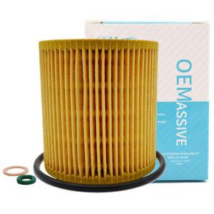 Oil Filter For BMW 1 3 5 6 7 Series X5 X6 Z4 E60 E82 328i 528i 740i 11427541827