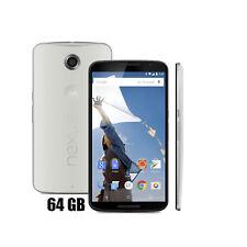 Unlocked Motorola Nexus 6 XT1103 64GB Android GSM 3G 4G Smartphone (Cloud White)