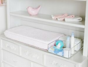 LELLOBABY - 6MM Premier PLUS+ Edition Acrylic Diaper Changing Tray