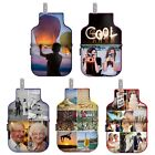 Wheat Bag Bottle Shaped Photo Microwave Heat Pack Cold Pack by WheatyBags®