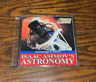 Isaac Asimov's Astronomy CD-ROM for Windows and Mac