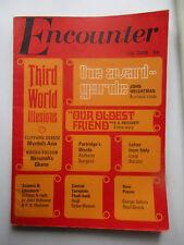 Encounter July 1969 vol 33 no 1 Avant-garde critical study / 3rd worlds illusion