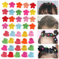 Women Girls for Kids Baby Hair Claws Mini Hairpins Flowers Hair Clips