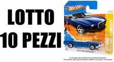 LOTTO 10 PEZZI - Hot Wheels: Veicolo singolo - NUOVO/SECONDA SCELTA [MOD0005]