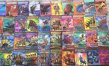 Lot 40 Animorphs Books