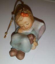 Berta Hummel 2000 Christmas Ornament Goebel Sleeping Girl