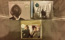 LIGHTHOUSE FAMILY CD SINGLES FEEL TO BE FREE LIFTED HIGH