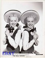 Betty Grable June Haver sexy VINTAGE Photo Dolly Sisters