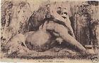 90 - cpa - BELFORT - Le Lion de Bartholdi