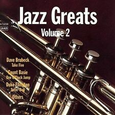 Jazz Greats [Madacy] [Remaster] by Various Artists (CD, Dec-1995, Sony Music...