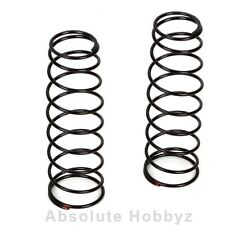 Team Losi Racing 16mm RR Shk Spring, 3.4 Rate, Red (2): 8B 3.0 - TLR243018