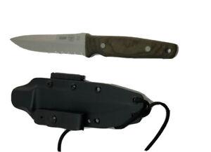 Camillus CQB1 Cuda Robert Terzuola Combat Knives Ats-34