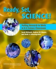 Ready, Set, Science!: Putting Research to Work in K-8 Science Classrooms: By ...
