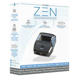 Neuer CronusMAX ZEN Controller Adapter PS4 Slim Pro PS3 Xbox One X S Switch