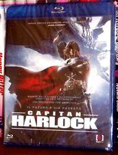 CAPITAN HARLOCK blu ray