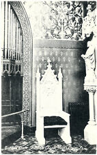 MAUCH CHUNK PA – St. Mark's Church Bishop's Chair