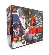 GUN SURVIVOR 2 Biohazard + Guncon 2 Sony Playstation 2 PS2 Namco Japan (2)