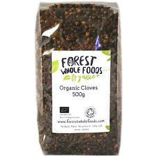 Organic Whole Cloves 500g