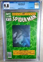 Spider-man #26 NEWSSTAND Hologram Cover Marvel 1992 CGC 9.8 NM/MT WP Comic M0189