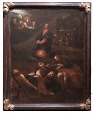 """Dipinto antico: """"Cristo nell'orto"""", Scuola Emiliana del '600"""