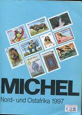 Michel Übersee-Katalog, Band 4, Nordafrika und Ostafrika 1997 Paperback catalog