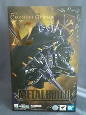 METAL BUILD Crossbone Gundam X2 Bandai Limited Japan NEW