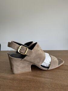 Authentic Celine beige Sandals 38.5 EU