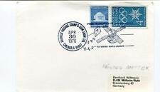 1976 Midwest Postage Stamp Colm Show Viking Mars Lander SPACE NASA USA SAT