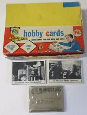Topps 1966 Monster Laffs trading cards Mint unopened cello pack from the box