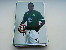HANS SARPEI - VFL WOLFSBURG & GHANA - 10x15cm PHOTO ORIGINAL SIGNED