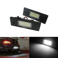 Fits BMW Z4 E86 3SMD LED Error Free Canbus Side Light Beam Bulbs Pair Upgrade