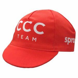 CCC SPRANDI 2020 RADSPORT CAP Radmütze Rennrad