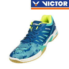 VICTOR Unisex SOAR BR (Blue / Green) /Badminton Court Shoes