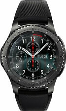 Samsung Gear S3 Frontier Watch SM-R760 46mm Smartwatch 4GB - UK Seller