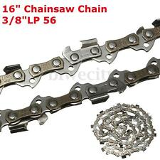 "16"" Chainsaw Saw Chain Blade Sears/Craftsman 3/8""LP .050 Gauge 56DL Drive Link"