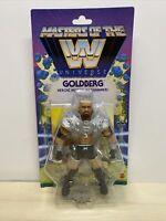 Mattel Masters of the WWE Universe Goldberg Wave 6