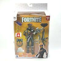 Fortnite Legendary Series Molten Battle Hound 8 Piece Action Figure New